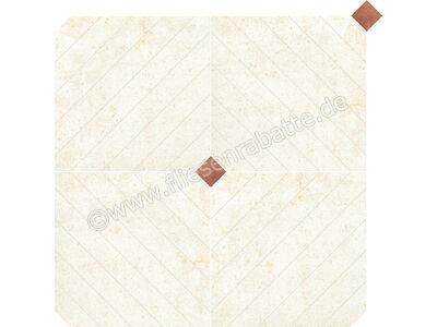 Love Tiles Metallic platinum 90x90 cm 663.0120.0011 | Bild 1