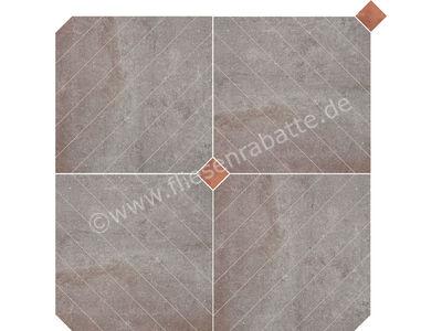 Love Tiles Metallic iron 90x90 cm 663.0120.0031 | Bild 1