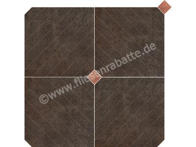 Love Tiles Metallic carbon 90x90 cm 663.0120.0091 | Bild 1