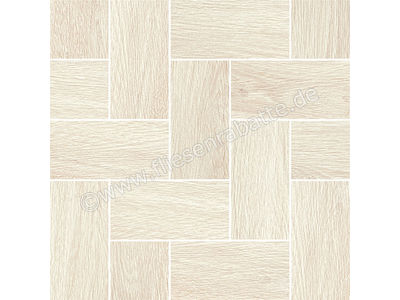 Love Tiles Timber White 40x40 cm 663.0113.001 | Bild 1