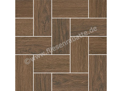 Love Tiles Timber Brown 40x40 cm 663.0113.005 | Bild 1