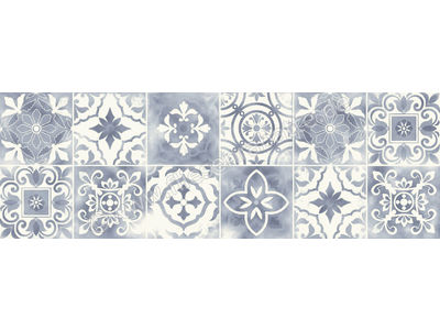 Love Tiles Splash blue 20x60 cm 677.0022.0081 | Bild 1