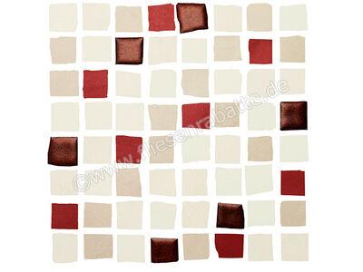 Love Tiles Splash red 20x20 cm 663.0107.0241   Bild 1
