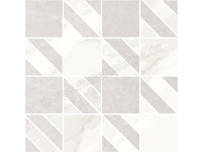 Love Tiles Marble white 45x45 cm 663.0105.0011