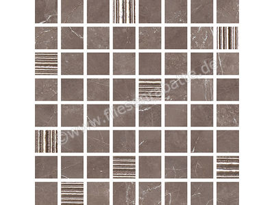 Love Tiles Marble tortora 17.4x17.4 cm 663.0102.0371 | Bild 1