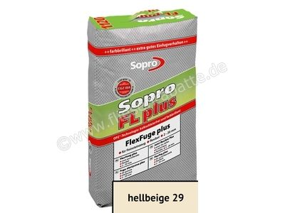 Sopro Bauchemie FL plus Fugenmörtel 1132-15 | Bild 1