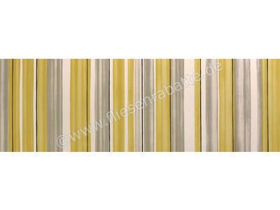 Marazzi Colorup bianco grigio nero giallo 32.5x97.7 cm MJUQ