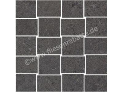 Marazzi Mystone - Gris Fleury nero 30x30 cm MLWF