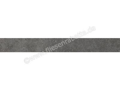Marazzi Mystone - Silverstone nero 7x60 cm MLY5