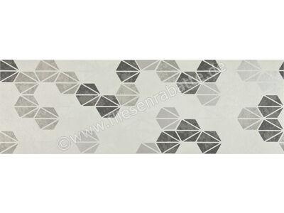 Marazzi Oficina7 bianco grigio antracite 32.5x97.7 cm MKUW