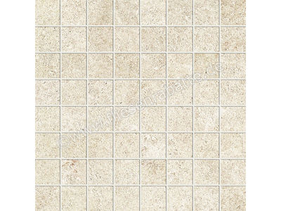 Margres Slabstone White 5x5 cm M33SL1   Bild 1