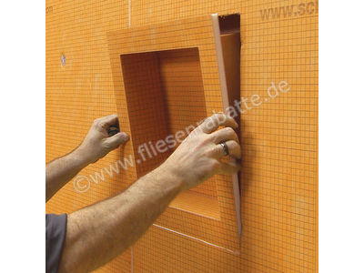 Schlüter KERDI-BOARD-N Nische und Ablagefläche für Wandbereiche KB12N305305A | Bild 2