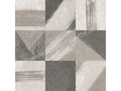 Villeroy & Boch Atlanta grey multicolor 60x60 cm 2660 AL65 0 | Bild 3