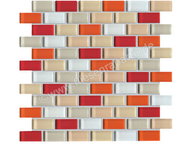 Agrob Buchtal Tonic rot beige mix 30x30 cm 060538 | Bild 1
