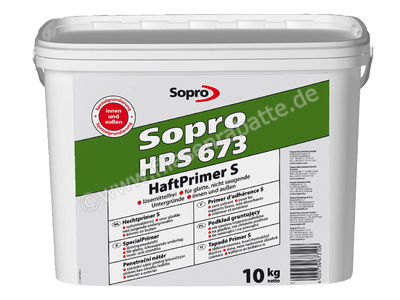 Sopro Bauchemie HPS 673 HaftPrimer S 673-10