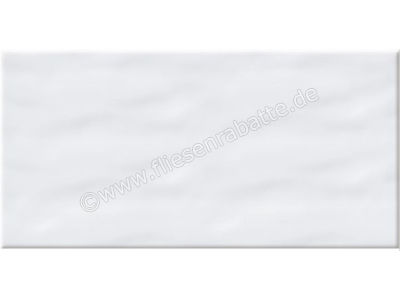 Steuler Pure White weiß 25x50 cm 26390