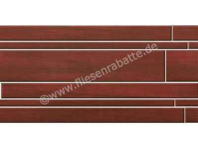 Steuler Teardrop rubin 30x60 cm 68362
