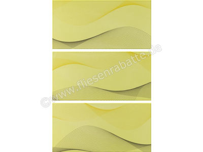 Steuler Twister limone 20x40 cm Y59057001   Bild 1