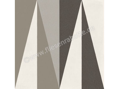Marazzi D_Segni chalk mud midnight smoke sand 20x20 cm M0UR