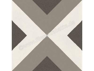 Marazzi D_Segni chalk mud midnight sand 20x20 cm M0UP | Bild 1