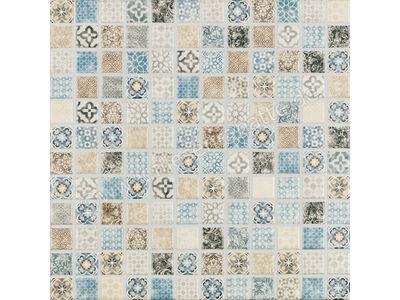 Jasba Pattern multicolor 2x2 cm 42400H | Bild 1