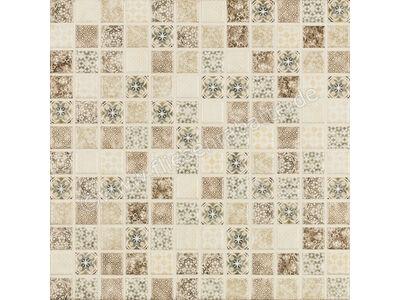 Jasba Pattern beige-braun 2x2 cm 42401H | Bild 1