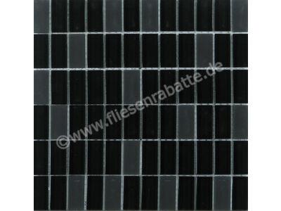 Villeroy & Boch Bianconero schwarz 30x30 cm 1043 BW97 5   Bild 1