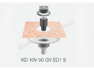 Schlüter KERDI-DRAIN Set Bodenablaufsystem KD10V50GVED1S | Bild 1