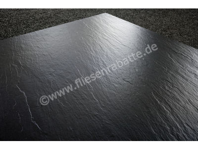 Ariostea Nature black ardesia 100x100 cm PS100277 | Bild 3