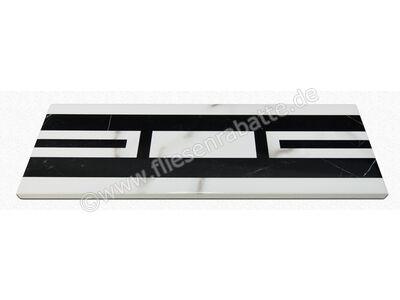 Villeroy & Boch New Tradition bianco nero 10x30 cm 1771 ML04 0   Bild 3