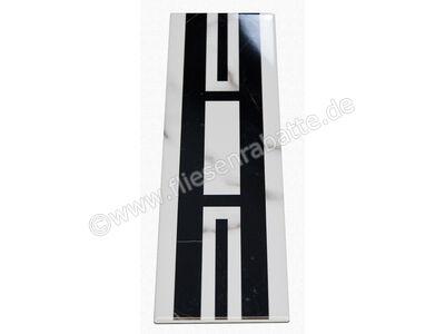 Villeroy & Boch New Tradition bianco nero 10x30 cm 1771 ML04 0   Bild 4