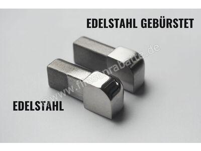 Profischiene Rund-EG Aussenecke ECKE-E-FER-SG100 | Bild 3