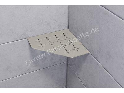 Schlüter SHELF-E-S2 Wand-Ablagesystem SES2D5TSSG | Bild 2