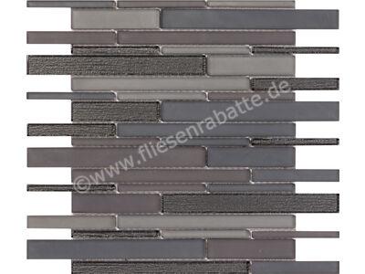 Ugo Collection Mosaik arbor grey multiple 31x30.5 cm ARBOR GREY MULTIPLE | Bild 1