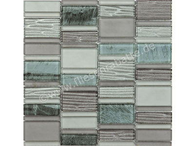 Ugo Collection Mosaik meuse grey multiple 30x30 cm MEUSE GREY MULTIPLE | Bild 1