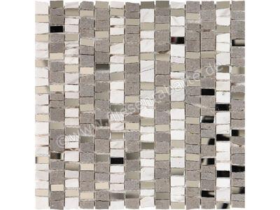 Ugo Collection Mosaik montblanc basalt 30x30 cm MONTBLANC BASALT | Bild 1