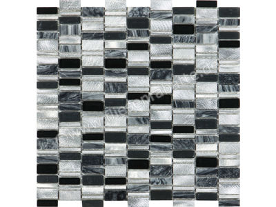 Ugo Collection Mosaik omen alu silver multiple 30.1x30.5 cm OMEN ALU SILVER MULTIPLE | Bild 1