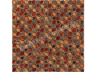 Ugo Collection Mosaik renaissance bronze 30x30 cm RENAISSANCE BRONZE | Bild 1