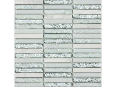 Ugo Collection Mosaik steer white 30x30 cm STEER WHITE | Bild 1