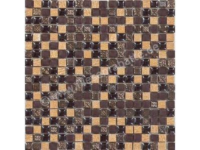 Ugo Collection Mosaik vintage brown 30.5x30.5 cm VINTAGE BROWN | Bild 1