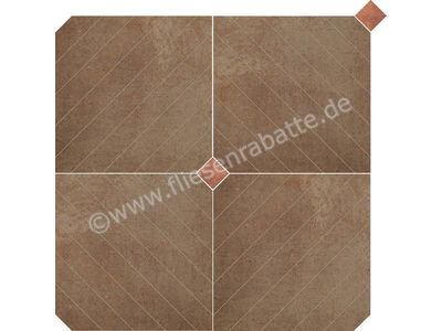 Love Tiles Metallic rust 90x90 cm 663.0120.0061 | Bild 1