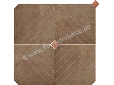 Love Tiles Metallic rust 90x90 cm 663.0120.0061 | Bild 1