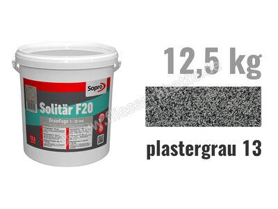 Sopro Bauchemie Solitär F20 Pflasterfugenmörtel 1031-12 | Bild 1