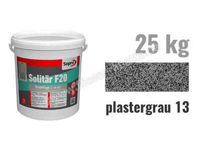 Sopro Bauchemie Solitär F20 Pflasterfugenmörtel 1031-25 | Bild 1