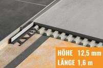 Schlüter SHOWERPROFILE-S edelstahl gebürstet SPSB125EB/160