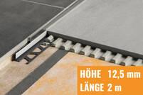 Schlüter SHOWERPROFILE-S edelstahl gebürstet SPSB125EB/200