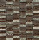 Ugo Collection Stone stone mix brown 30x30cm STONE MIX BROWN