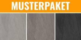 ceramicvision N-Stone light grey dark grey slate 30x30cm MPNstone1
