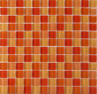 Agrob Buchtal Tonic orange mix 30x30cm 069860
