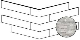 ceramicvision Brickup grey 16x40cm CVBKPA11